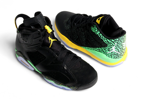 Jordan Brand Brazil Pack   Arriving at Retailers
