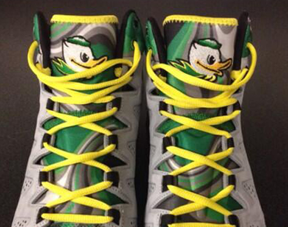 Jordan Melo M10: Oregon Ducks PE