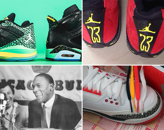 Jordans Daily: Weekly Recap   6/14   6/20