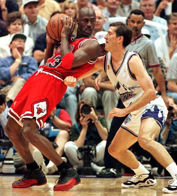 Michael Jordan's Flu Game Was 17 Years Ago Today - Air Jordans, Release Dates & More ...