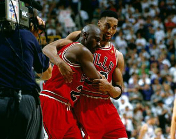 Michael Jordans Flu Game Was 17 Years Ago Today