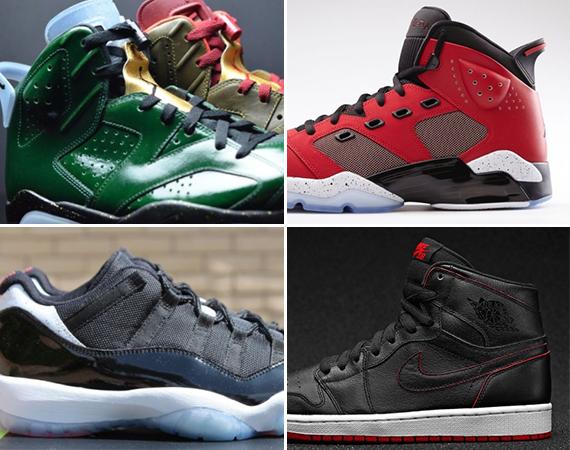 June 2014 Jordan Brand Releases