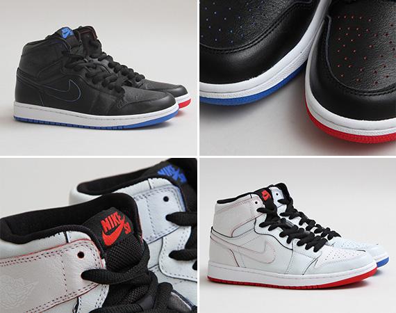 15f70ce2a1c3c3 The second installment of the Air Jordan 1 x Nike SB collaboration will  drop tomorrow