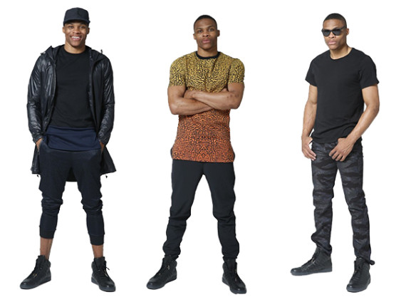 Russell Westbrook x Jordan Brand Collection for Barneys New York