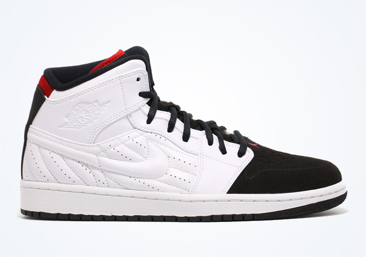 "new concept bc671 7eab5 The Air Jordan 1 Retro  99 ""Black Toe"" will arrive at retailers on July 9th,  2014. The sneaker utilizes the normal thought process behind a hybrid – use  the ..."