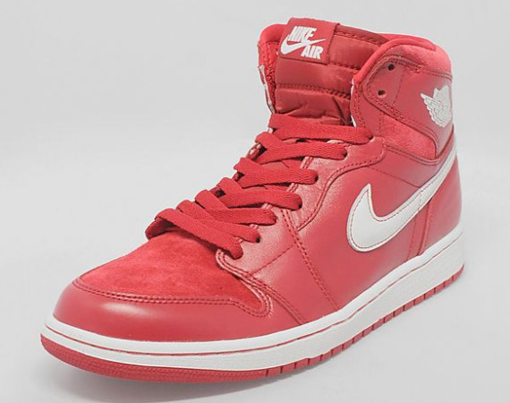 Air Jordan 1 Retro High OG: Gym Red to be Euro Exclusive