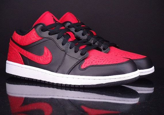 air jordan 1 bred low for sale