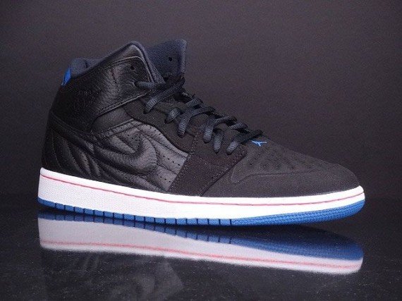 Air Jordan 1 Retro 99: Black   Sport Blue   Infrared   Available Early on eBay