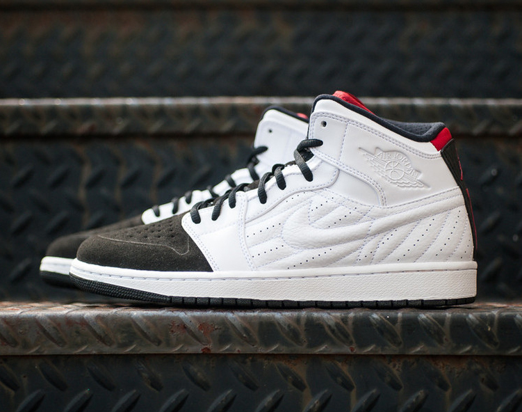 "purchase cheap bacff 945a9 The Air Jordan 1 Retro  99 ""Black Toe"" is arriving at select retailers  tomorrow, July 9th, 2014. The Air Jordan 1 has served as a venerable canvas  for ..."