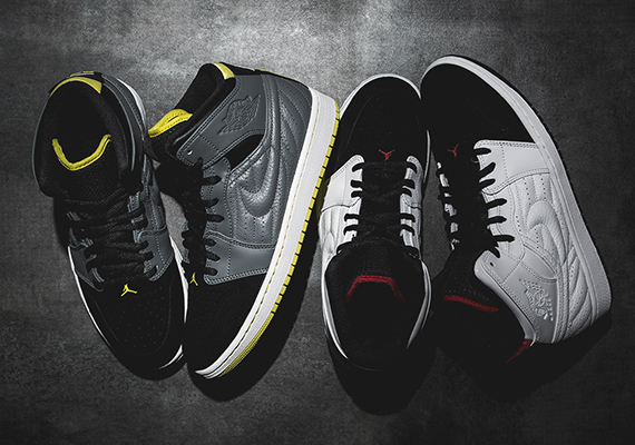 Air Jordan 1 Retro 99: Black Toe & Vibrant Yellow   Arriving at Retailers