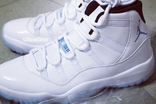 air jordan 11 retro columbia legend blue rd thumb Air Jordan Release Dates