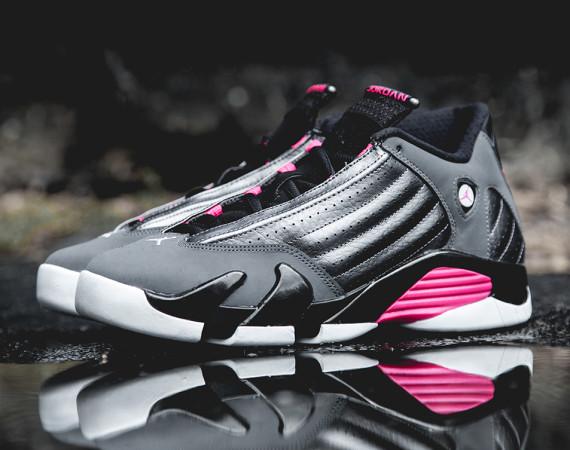 Air Jordan 14 GS: Hyper Pink   Release Reminder
