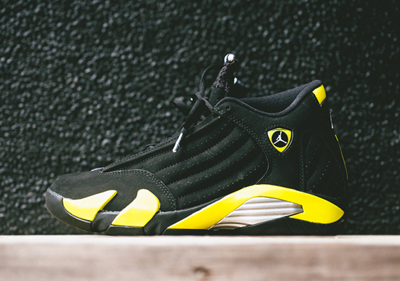 Air Jordan 14: Thunder   Release Reminder