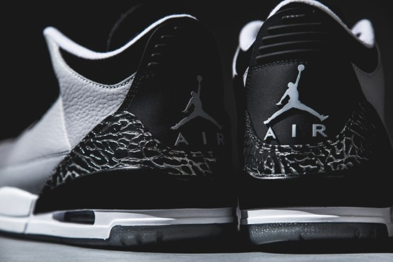 "quality design 127eb 86747 Air Jordan 3 ""Wolf Grey"" Color  Wolf Grey Metallic Silver-Black-White Style  Code  136064-004. Release Date  07 19 14. Price   170"