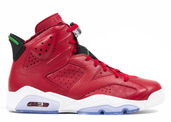 Air Jordan 6: History of Jordan   Arriving at Retailers