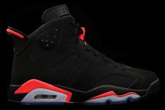 air jordan 6 retro black infrared rd thumb Air Jordan Release Dates   2014
