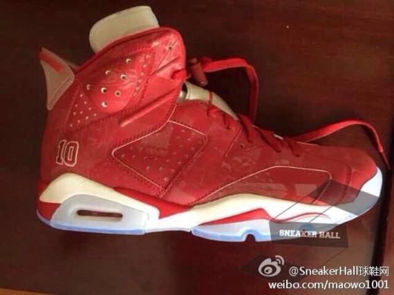 Air Jordan 6 Slam Sneaker Code De Style Dunk