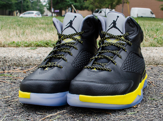 1d5475bf4ee0 Air Jordan Future Flight Remix Color  Black Vibrant Yellow-Cool Grey Style  Code  679680-070. Release Date  07 23 14. Price   160