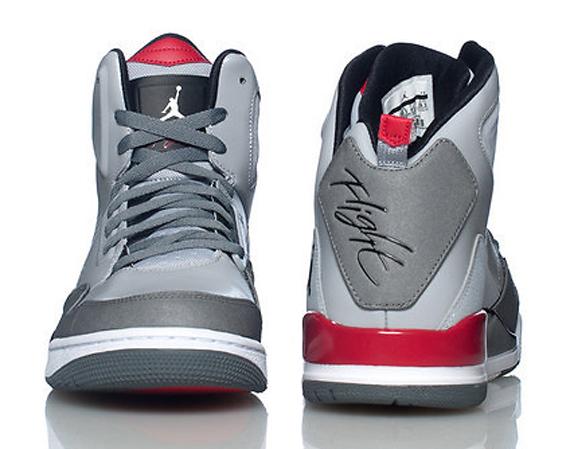 Air Jordan 3 gradient