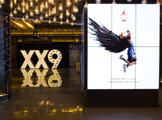 Air Jordan XX9 Take Flight Event in Las Vegas