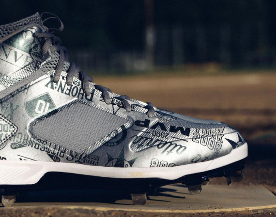 Jordan Brand PE Cleats for Derek Jeters 14th MLB All Star Game
