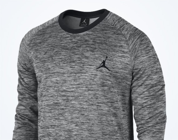 Jordan AJXX9 French Terry Crew Sweatshirt