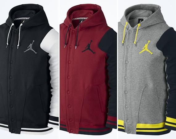 Jordan varsity hoodie