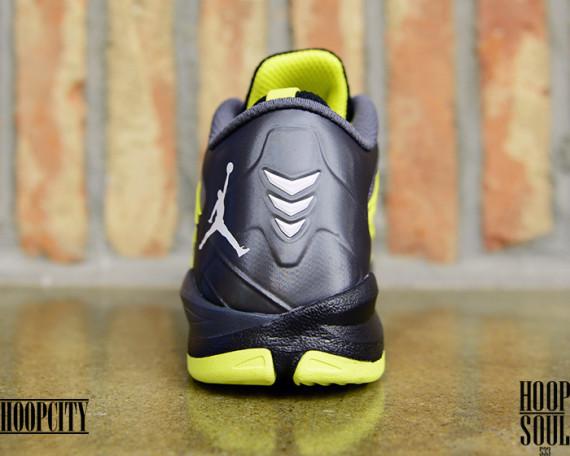 Jordan CP3.VII AE Color  Dark Grey White-Black-Vibrant Yellow Style Code   644805-070. eBay Marketplace Logo