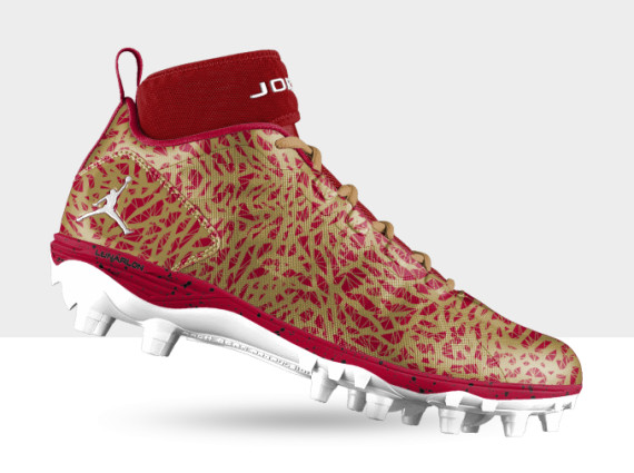 Jordan Dominate Pro 2 Football Cleat Arrives on NIKEiD