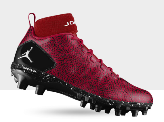 42362137f2c8 Jordan Dominate Pro 2 Football Cleat Arrives on NIKEiD - Air Jordans,  Release Dates & More | JordansDaily.com