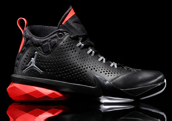 Jordan Flight Time 14.5: Black   Cool Grey   Infrared