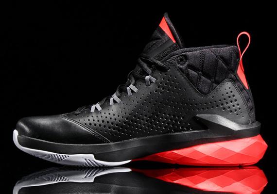 Nike Jordan Flight Time 14.5 X Black Infared 23