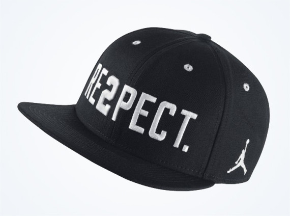Jordan RE2PECT Jeter Adjustable Hat