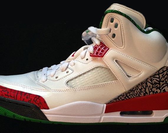 The Jordan Spiz ike will return in its original colorway on August 9th 3cb87d59d96d