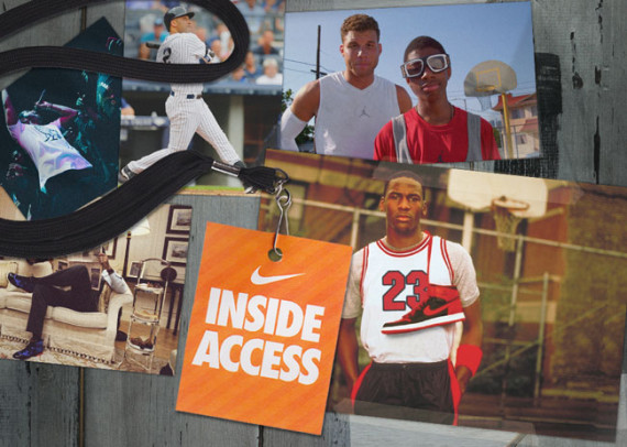 Nike Inside Access Presents the Evolution of Jordan Brand