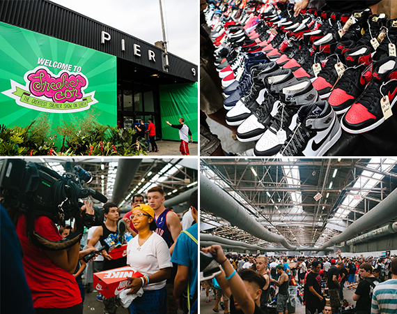 Sneaker Con NYC: July 2014   Event Recap