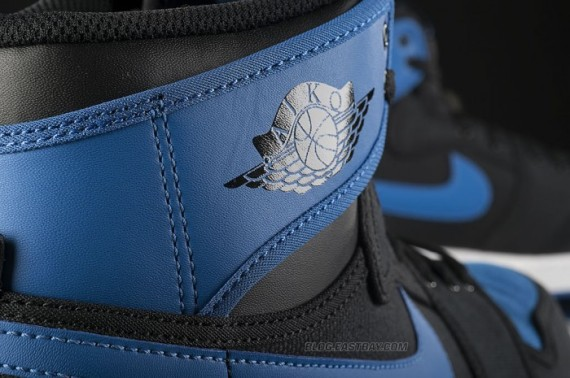 Air Jordan 1 AJKO: Sport Blue   Arriving at Retailers