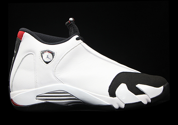 "The Air Jordan 14 ""Black Toe"" is headed to retail shelves on September  20th, 2014. While we've seen Mike's last championship donning sneaker rock  a few new ..."