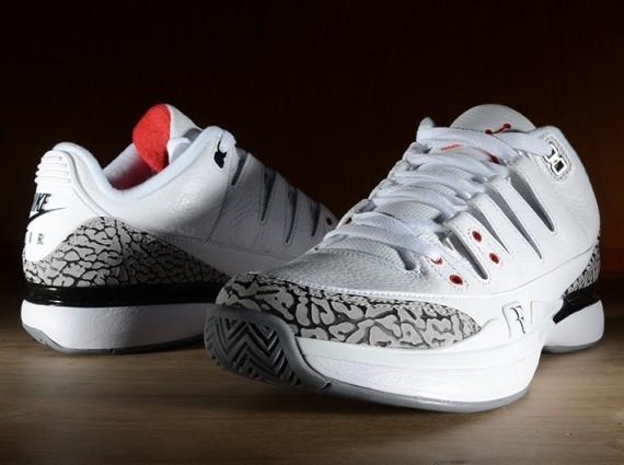Nike Zoom Vapor Air Jordan 3   Release Date
