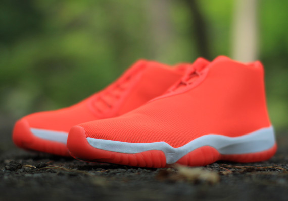 Jordan Future: Infrared 23   Available