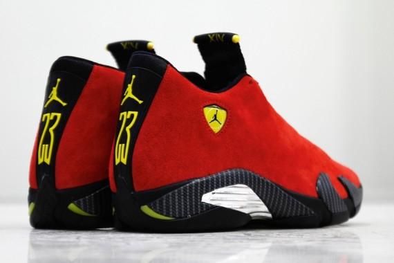Michael Jordan In His Shoes