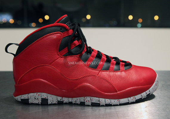 Air Jordan 10: Bulls Over Broadway