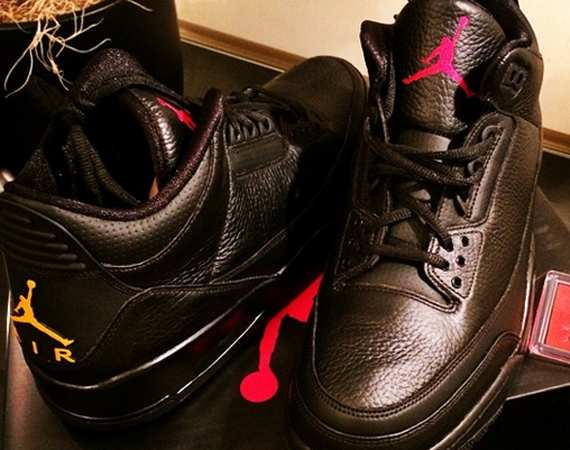 Air Jordan 3: Drake VS. Lil Wayne