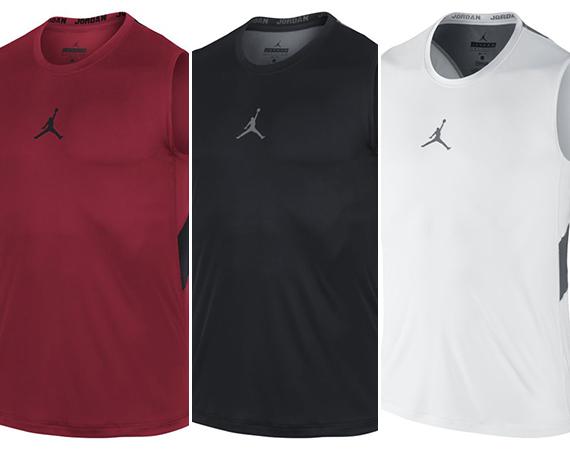 Air Jordan Tops Sans Manches