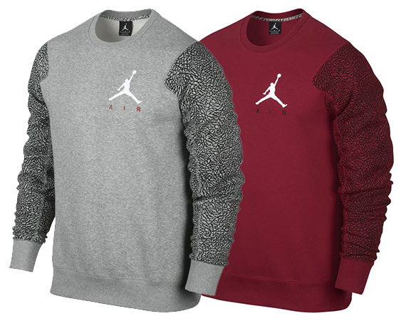 womens air jordan sweatshirt
