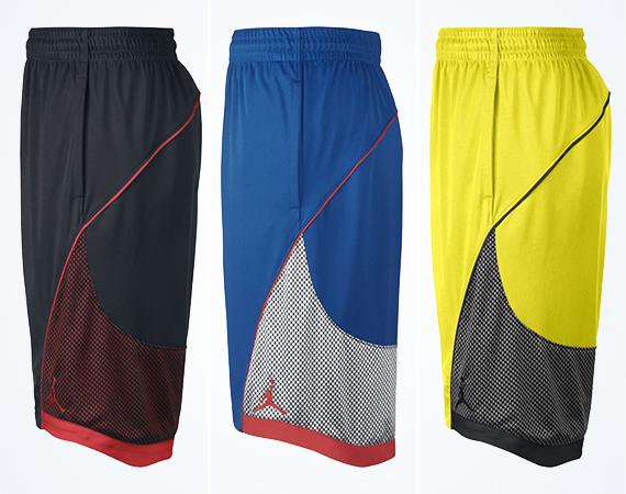Jordan Flight Premium Knit Basketball Shorts