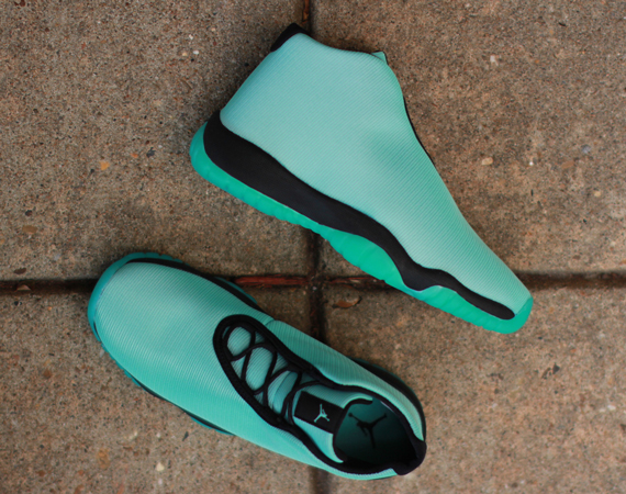 new style 66623 f656a ... greece jordan future gs bleached turquoise available air jordans  release dates more jordansdaily 2639e 22b1a