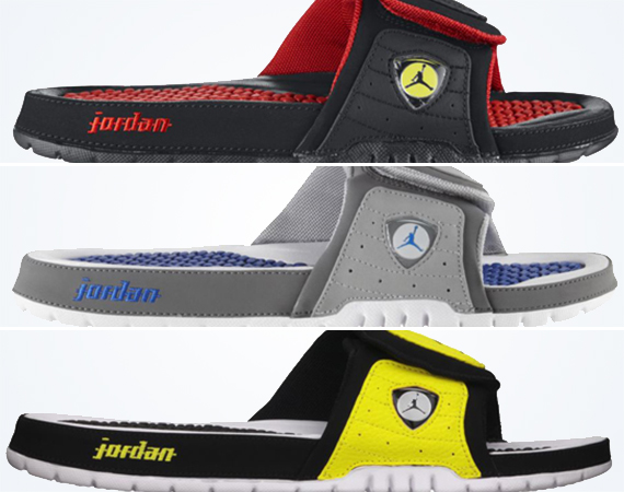Jordan Hydro XIV Retro Mens Slide
