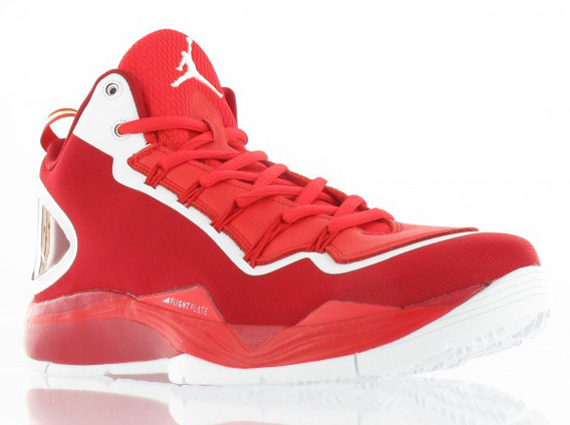 Jordan Super.Fly 2 PO: Red   White