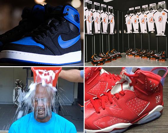 Jordans Daily: Weekly Recap   8/16   8/22